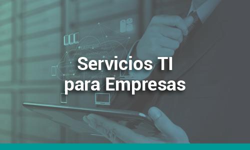 Servicios TI para Empresas