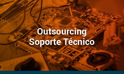 Outsourcing Soporte Técnico